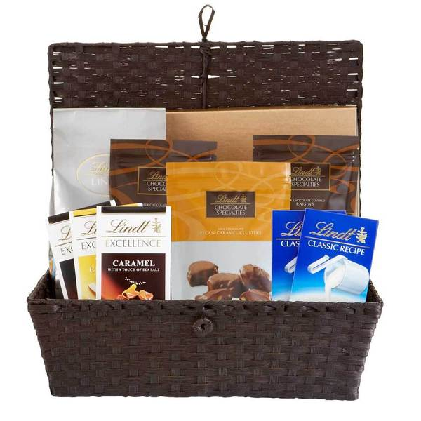 Lindt Chocolate Deluxe Gift Collection