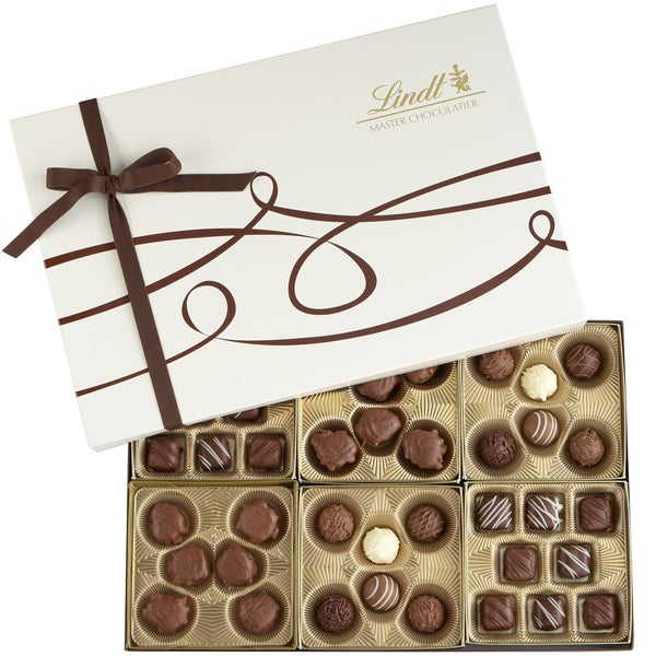 Lindt Master Chocolatiers Gift Box