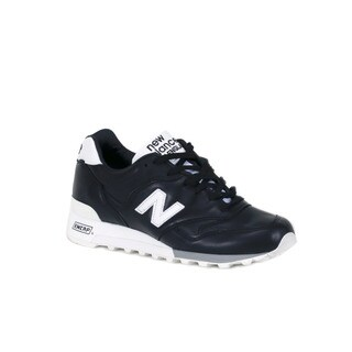 New Balance Black with White 577 Made in UK Football