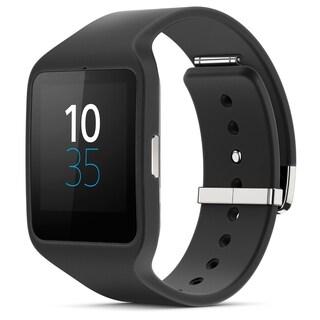 Sony SWR50 SmartWatch 3 Transflective Display Watch (Black)