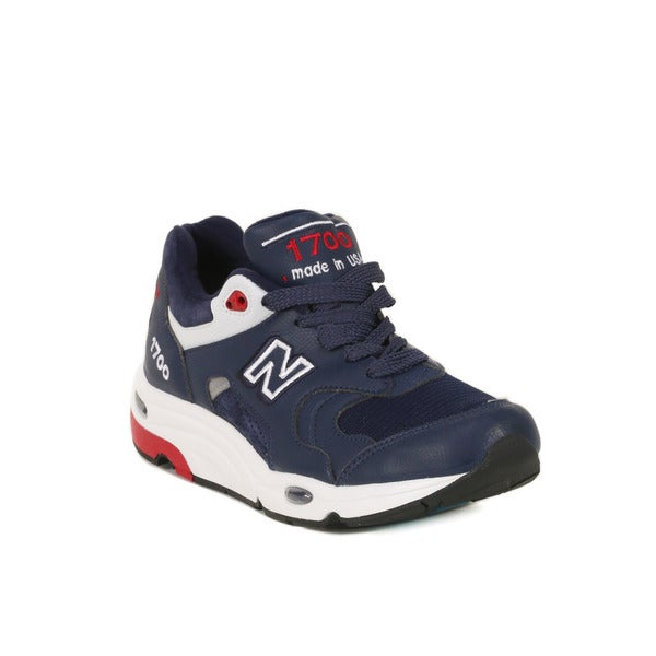 New Balance Navy with Red 1700 Heritage