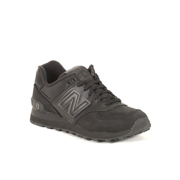 New Balance Black 574 Chroma
