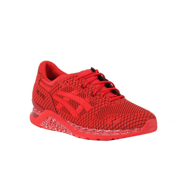 Asics Red Gel Lyte Evo Samurai