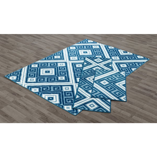 VCNY Lapaz Area Rugs (Set of 3)