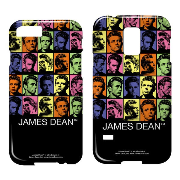 James Dean/Color Block Barely There Smartphone Case (Multiple Devices) in White