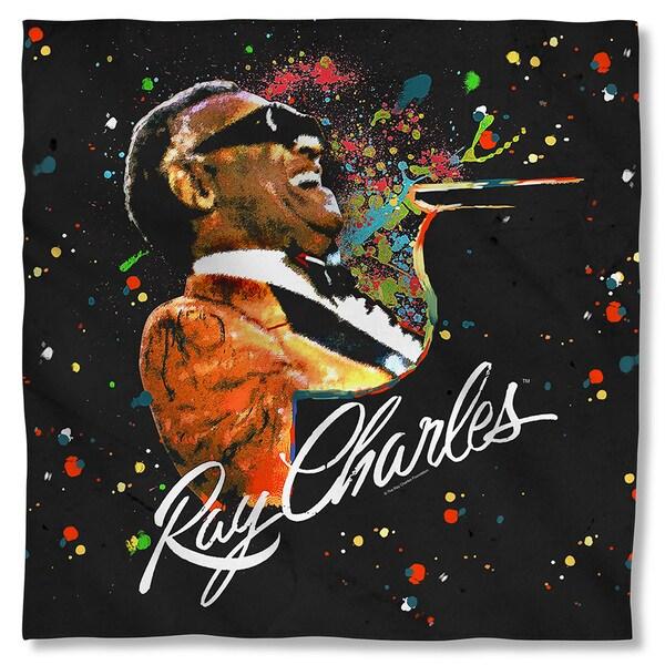 Ray Charles/Soul Polyester Bandana 19816093