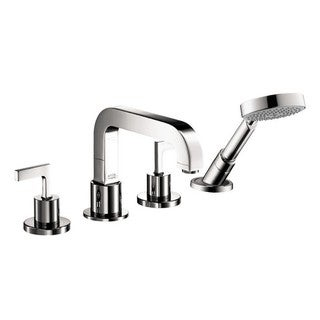 Axor AX Citterio 4 Hole Roman Tub Trim w/Lever Handle Chrome