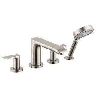 Hansgrohe Metris Tub Faucet 31444821 Brushed Nickel