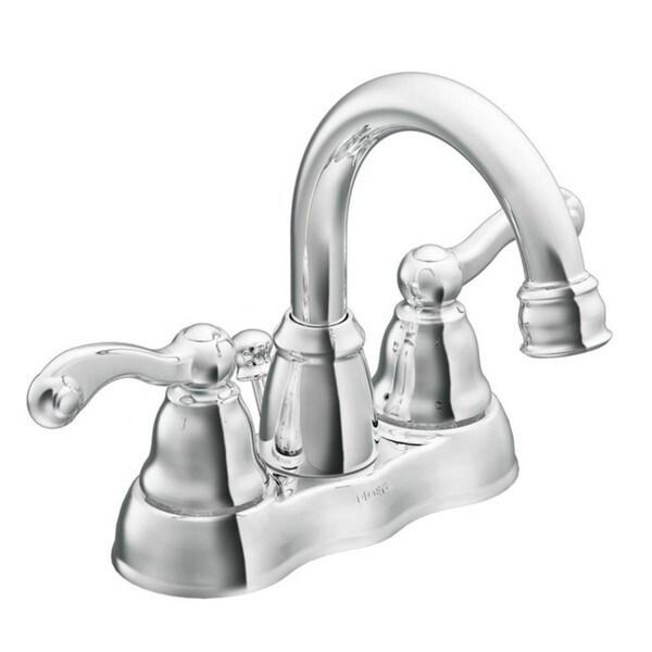 Moen Traditional Centerset Bathroom Faucet CA84003 Chrome
