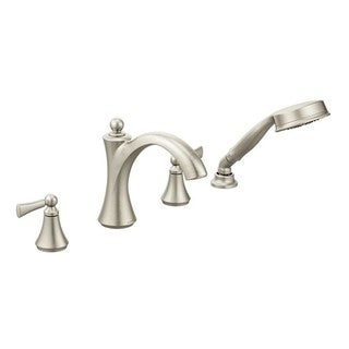 Moen T654BN Tub and Shower Faucet