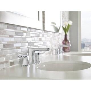 Moen Rizon Widespread Bathroom Faucet T6920 Chrome