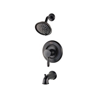Pfister Universal Tub and Shower Faucet R90-TD2Y Tuscan Bronze