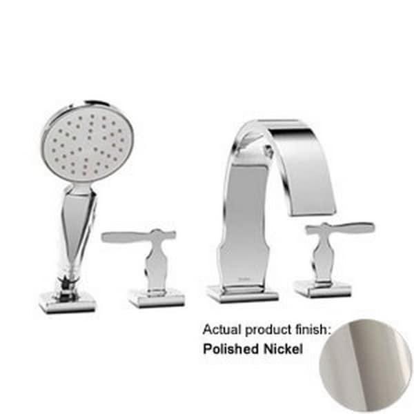 Toto Aimes Tub Faucet TB626S1#PN Polished Nickel