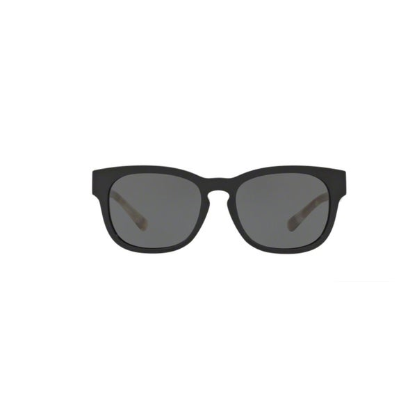 Burberry BE4226 360087 Black Plastic Square Sunglasses with 55mm Lens