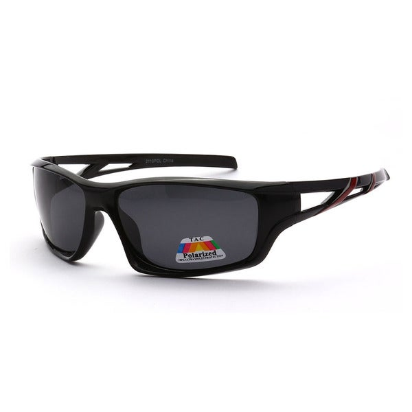 Epic Eyewear Polarized Full-framed Outdoors Sports Polarized UV400 Sunglasses 19817293