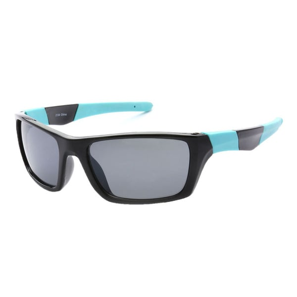Epic Eyewear Men's Outdoors Sports Full Square-framed UV400 Sunglasses 19817319