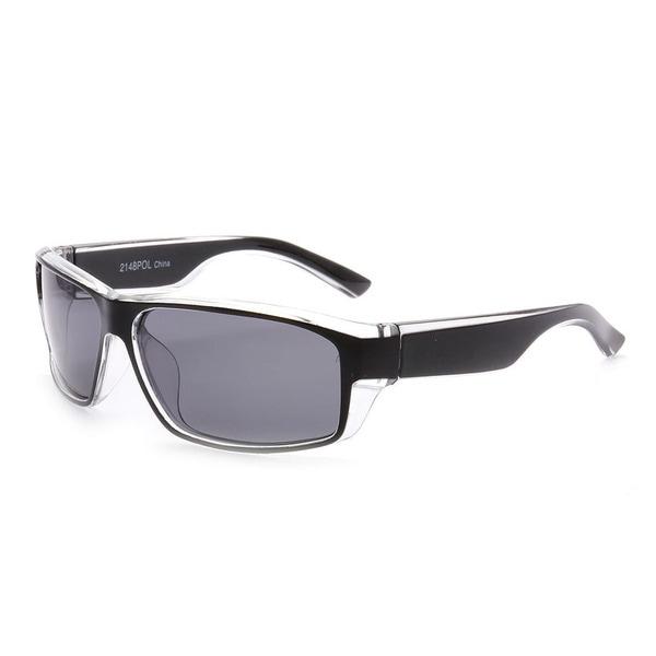 Epic Eyewear UV400 Square Full-framed Sport Sunglasses 19817346
