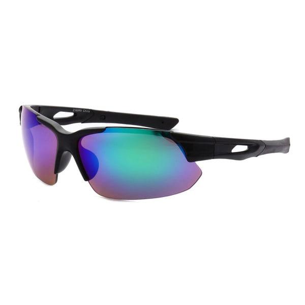 Epic Eyewear Half-framed UV400 Outdoors Sports Sunglasses 19817398