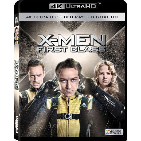 X-Men: First Class (4K Ultra HD Blu-ray) 19821466