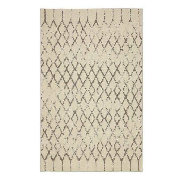American Rug Craftsmen Nomad Carlsbad Gray Area Rug (10' x 14')