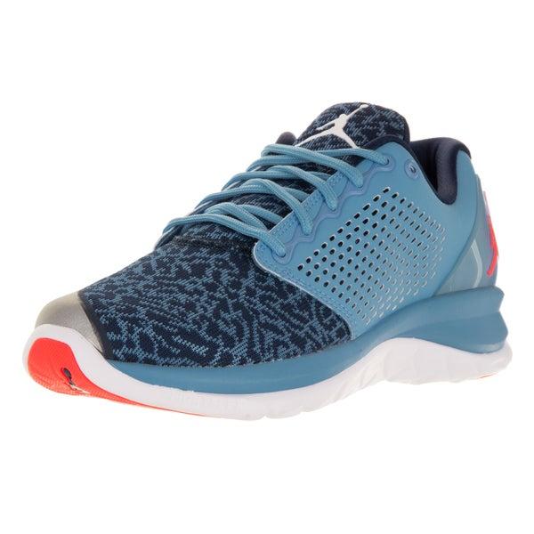 Nike Jordan Men's Jordan Trainer St University Blue/Infrared 23/Midnight Nv Training Shoe