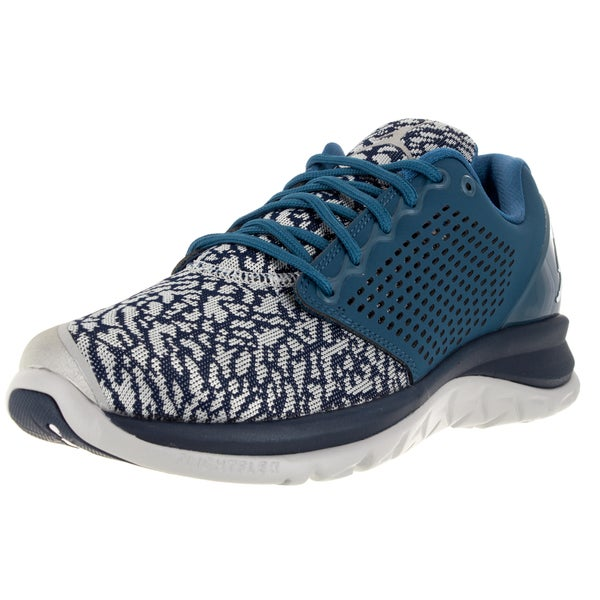 Nike Jordan Men's Jordan Trainer St French Blue/White/Wolf Grey/Mid Navy Training Shoe