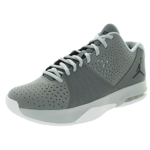 Nike Jordan Men's Jordan 5 Am Dark Grey/Black/Grey/White Training Shoe
