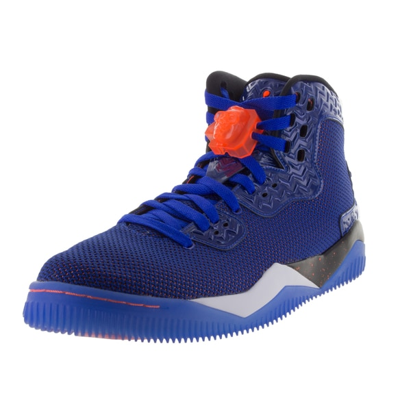 Nike Jordan Men's Air Jordan Spike Forty Pe Game Royal/Orange/White/Black Basketball Shoe