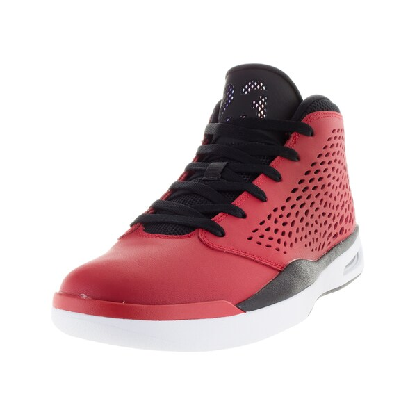 Nike Jordan Men's Jordan Flight 2015 Gym Red/White/Black/White Basketball Shoe