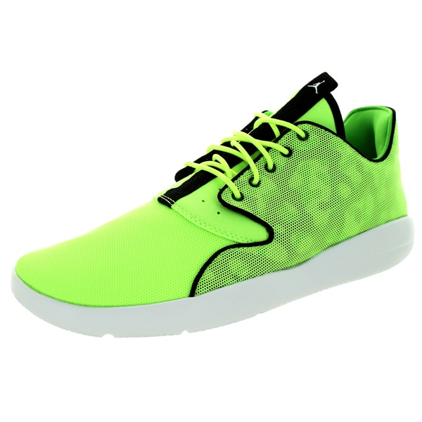 Nike Jordan Men's Jordan Eclipse Ghost Green/Black/G Pls/White Running Shoe
