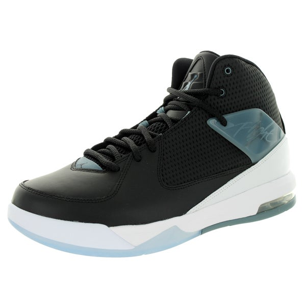 Nike Jordan Men's Jordan Air Incline Black/Blue Graphite/White Basketball Shoe