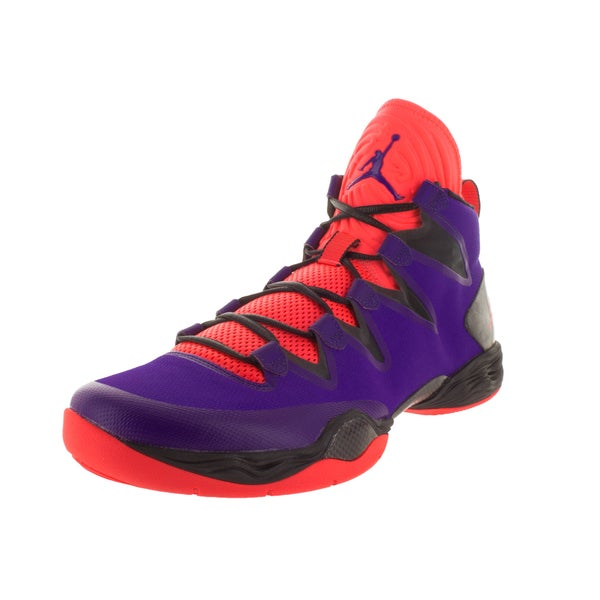 Nike Jordan Men's Air Jordan Xx8 Se Dark Concord/Infrared 23/Black Basketball Shoe