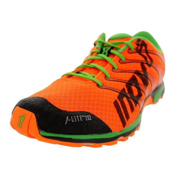 Inov-8 Men's F-Lite 252 Orange/Green/Black Running Shoe