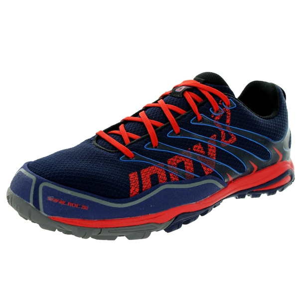 Inov-8 Men's Trailroc 255 Navy/Blue/Red Running Shoe