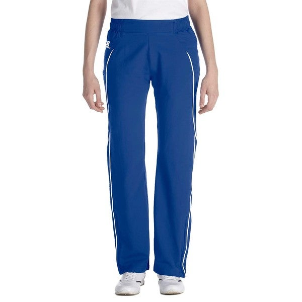 Team Women's Blue and White Prestige Pant