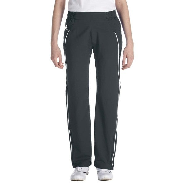 Russel Women's Team Prestige Stealth/White Polyester Pant