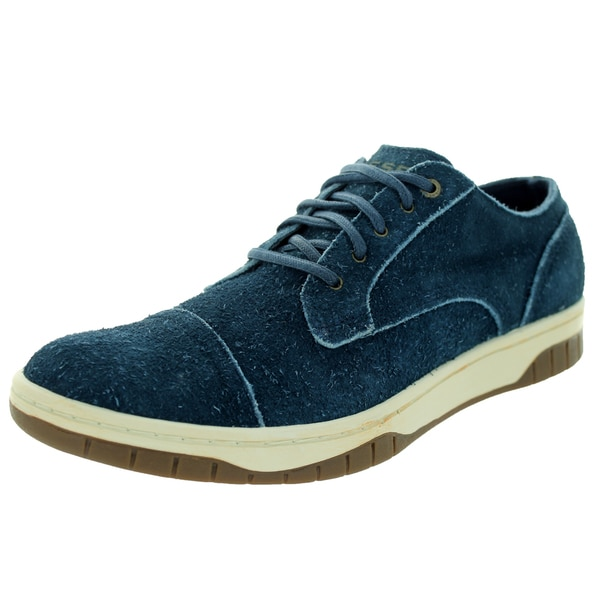 Diesel Men's On-Class Blue Teal Casual Shoe 19827091