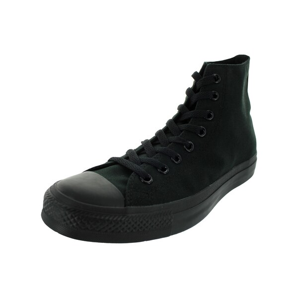 Converse Chuck Taylor All Star High 4 (Black Mono)