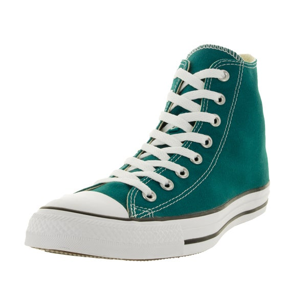 Converse Unisex Chuck Taylor All Star Hi Rebel Teal Basketball Shoe