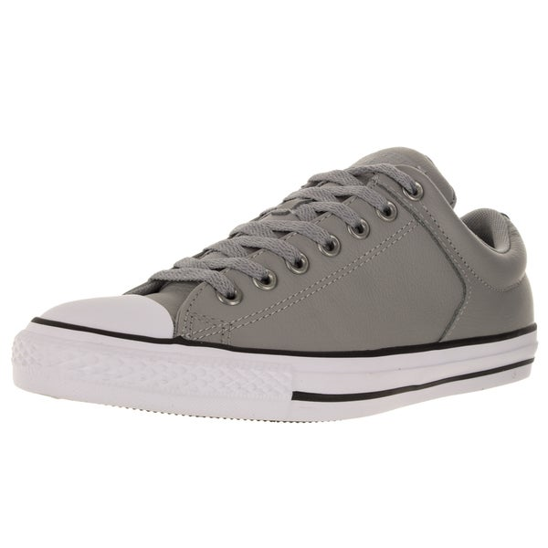 Converse Unisex Chuck Taylor High Street Ox Dolphin/Black Casual Shoe