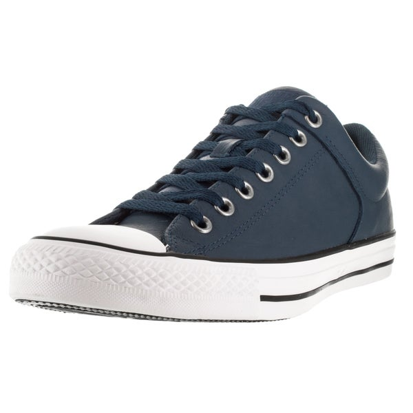 Converse Unisex Chuck Taylor All Star Hi Street Navy/Black Basketball Shoe
