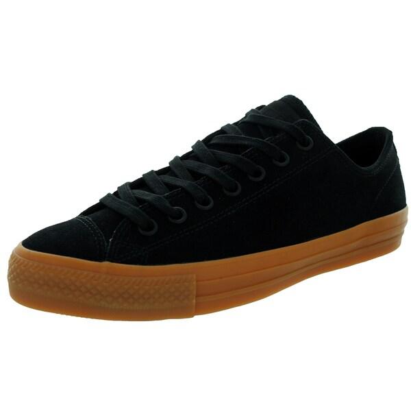 Converse Unisex Chuck Taylor All Star Pro Ox Black/Black Casual Shoe