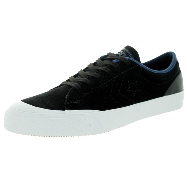 Converse Unisex Cons Sumner Ox Black/Night Skate Shoe