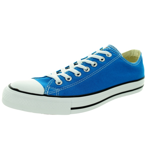 Converse Unisex Chuck Taylor Ox Cyan Space Basketball Shoe
