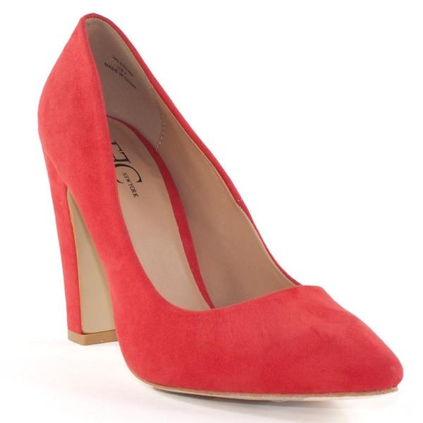 VALENTINA Red High Heel