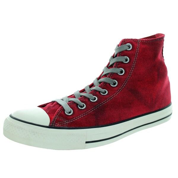 Converse Unisex Chuck Taylor Hi Casino Casino/Black Basketball Shoe