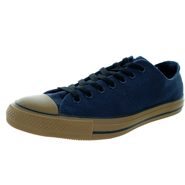 Converse Unisex Chuck Taylor Ox Navy/Gum Basketball Shoe