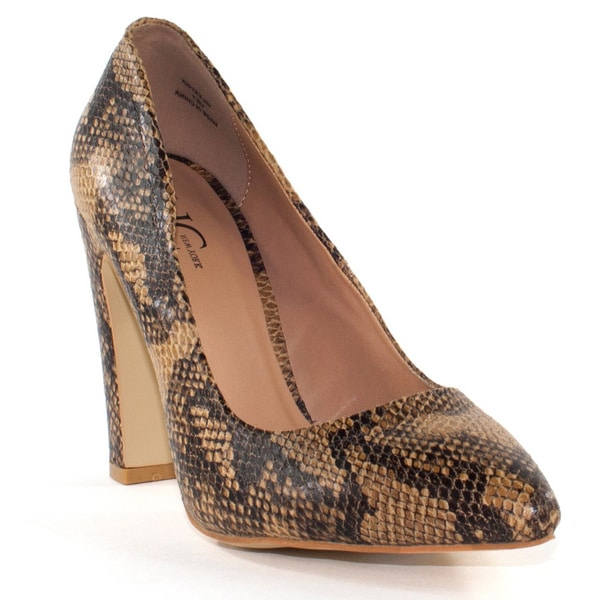 VALENTINA Animal Print High Heel