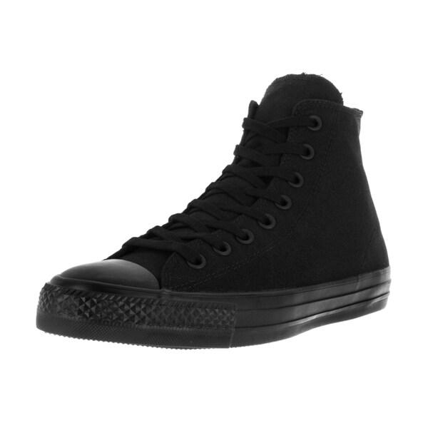 Converse Unisex Chuck Taylor All Star Pro Hi Black/Black Skate Shoe