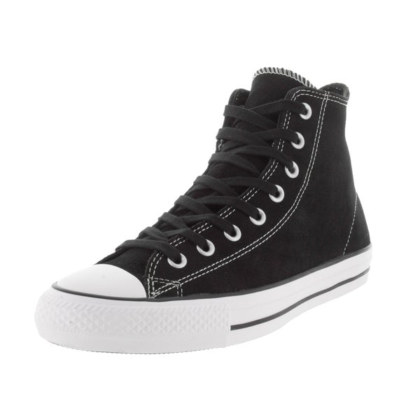 Converse Unisex Chuck Taylor All Star Pro Hi Black/White Skate Shoe